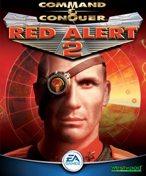 Cover for Command & Conquer: Red Alert 2.