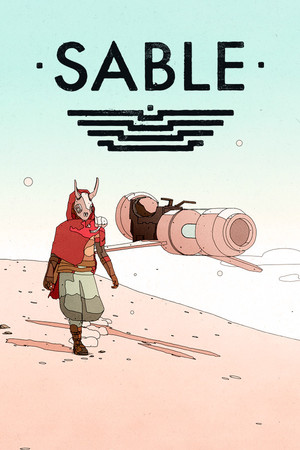 Cover for Sable.