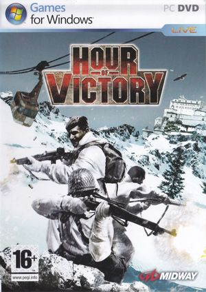 Cover for Hour of Victory.