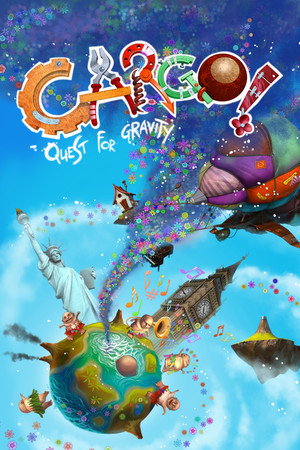 Cover for Cargo! The Quest for Gravity.