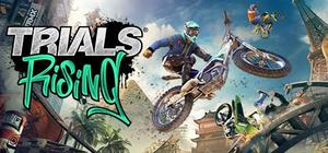 Cover for Trials Rising.