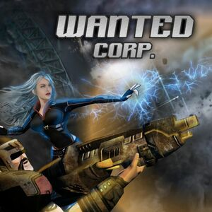 Cover for Wanted Corp..