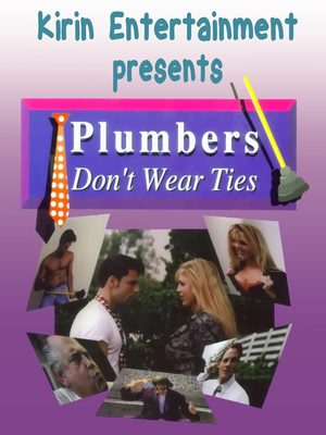 Cover for Plumbers Don't Wear Ties.