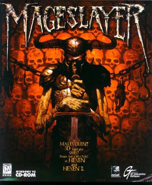 Cover for MageSlayer.