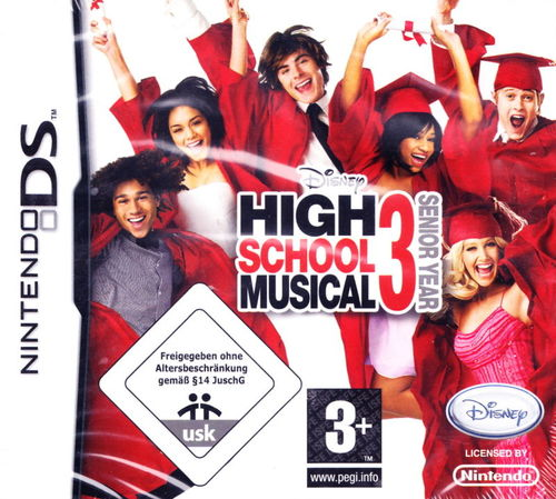 Cover for High School Musical 3: Senior Year.