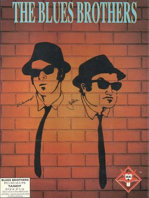 Cover for The Blues Brothers.