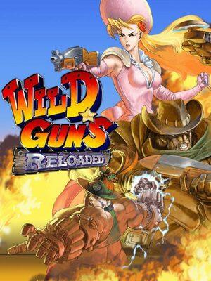 Cover for Wild Guns Reloaded.