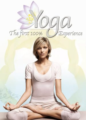 Cover for Yoga Wii.