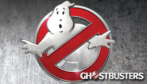 Cover for Ghostbusters.