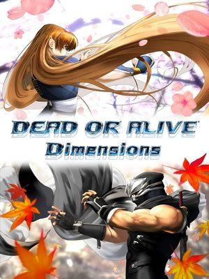 Cover for Dead or Alive: Dimensions.