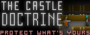 Cover for The Castle Doctrine.