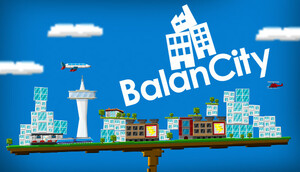 Cover for BalanCity.