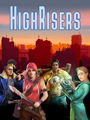Cover for Highrisers.