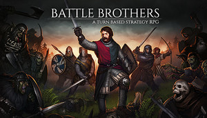 Cover for Battle Brothers.