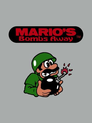 Cover for Mario's Bombs Away.