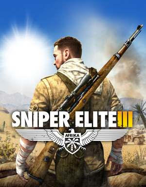 Cover for Sniper Elite III.