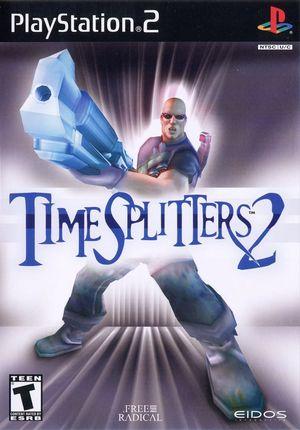 Cover for TimeSplitters 2.