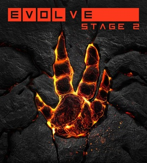 Cover for Evolve.