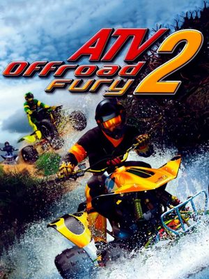 Cover for ATV Offroad Fury 2.