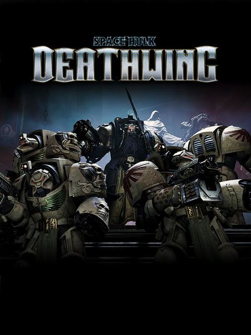 Cover for Space Hulk: Deathwing.