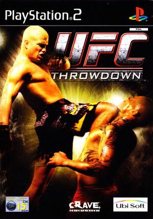 Cover for UFC: Throwdown.