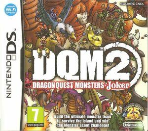 Cover for Dragon Quest Monsters: Joker 2.