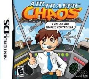 Cover for Air Traffic Chaos.