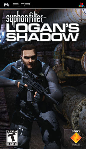 Cover for Syphon Filter: Logan's Shadow.