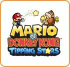 Cover for Mario vs. Donkey Kong: Tipping Stars.