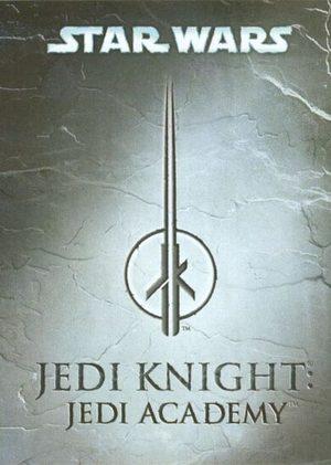 Cover for Star Wars Jedi Knight: Jedi Academy.