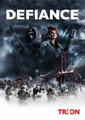 Cover for Defiance.