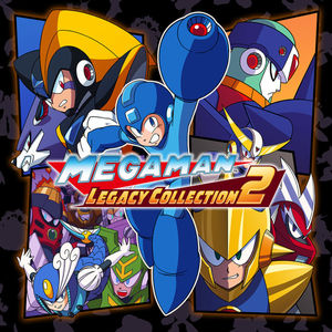 Cover for Mega Man Legacy Collection 2.