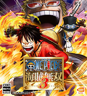 Cover for One Piece: Pirate Warriors 3.