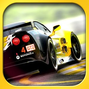 Cover for Real Racing 2.
