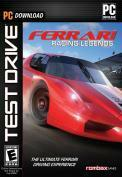 Cover for Test Drive: Ferrari Racing Legends.
