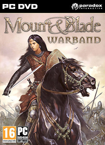 Cover for Mount & Blade: Warband.