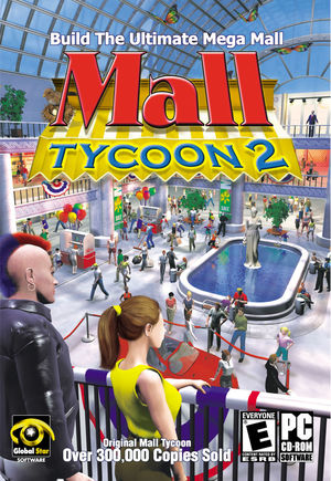 Cover for Mall Tycoon 2.