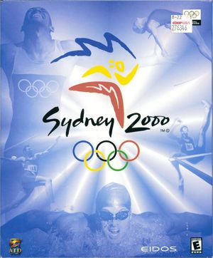 Cover for Sydney 2000.