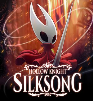 Cover for Hollow Knight: Silksong.