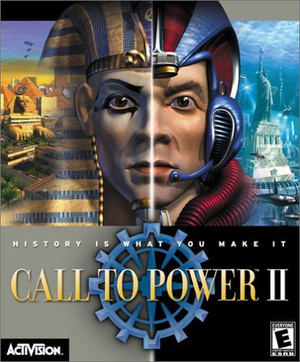 Cover for Call to Power II.