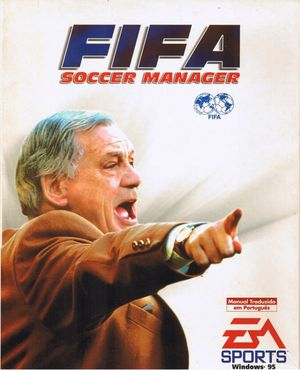 Cover for FIFA Soccer Manager.