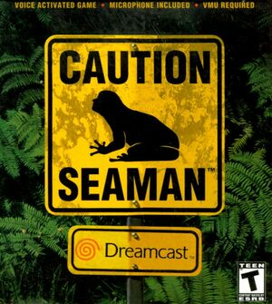 Cover for Seaman.