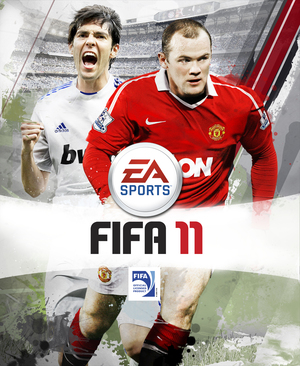 Cover for FIFA 11.