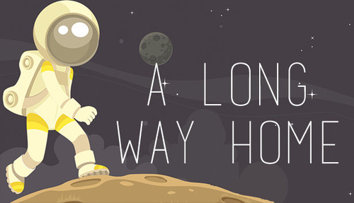 Cover for A Long Way Home.