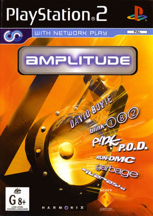 Cover for Amplitude.