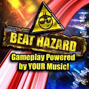 Cover for Beat Hazard.