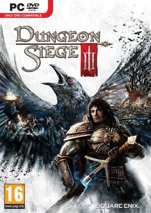 Cover for Dungeon Siege III.