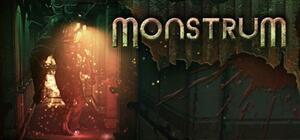 Cover for Monstrum.