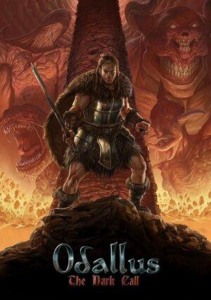 Cover for Odallus: The Dark Call.