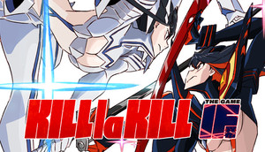 Cover for Kill la Kill: IF.